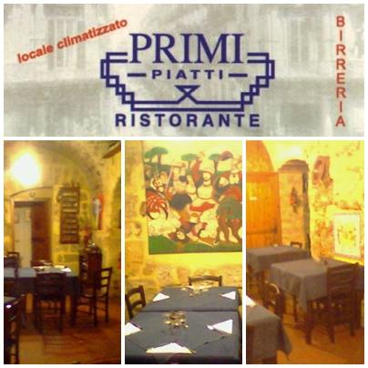 Ristorante ristorante primi piatti saporitipici for Piatti ristorante